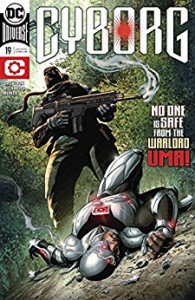 Cyborg (2016-) #19 - Kevin Grevioux, Cliff Richards, Will Conrad, Guy Major, Ivan Nunes