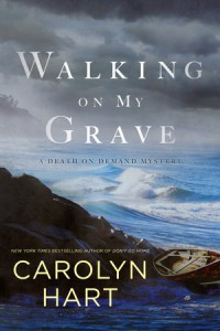 Walking on My Grave - Carolyn Hart