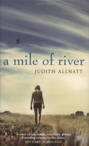 A Mile of River - Judith Allnatt