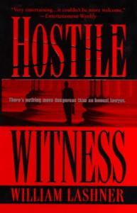 Hostile Witness - William Lashner