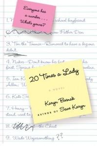 20 Times a Lady - Karyn Bosnak