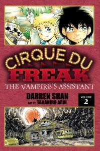 The Vampire's Assistant - Darren Shan, Takahiro Arai