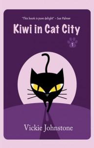 Kiwi in Cat City (Kiwi Series, #1) - Vickie Johnstone