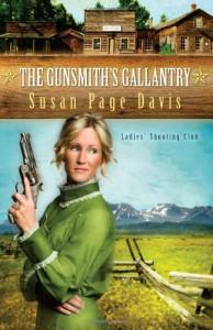 The Gunsmith's Gallantry (Ladies' Shooting Club) - Susan Page Davis