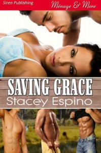 Saving Grace - Stacey Espino