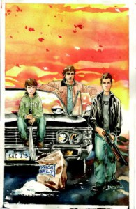 Supernatural: Rising Son (Supernatural (Wildstorm)) - Peter Johnston;Rebecca Dessertine;Peter Johnson
