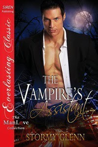 The Vampire's Assistant - Stormy Glenn