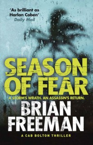 Season of Fear - Brian Freeman