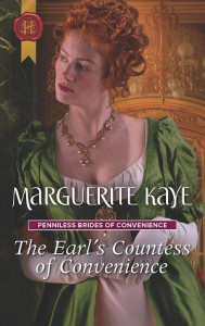 The Earl's Countess of Convenience (Penniless Brides of Convenience #1) - Marguerite Kaye