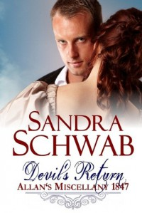 Devil's Return: Allan's Miscellany 1847 - Sandra Schwab