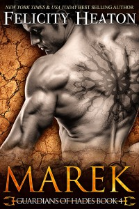 Marek (Guardians of Hades #4) - Felicity Heaton