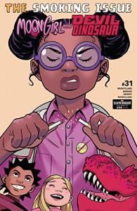 Moon Girl and Devil Dinosaur (2015-) #31 - Ray-Anthony Height, Natacha Bustos, Brandon Montclare