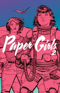 Paper Girls Volume 2 - Brian K. Vaughan
