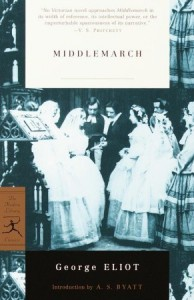 Middlemarch - George Eliot, A.S. Byatt