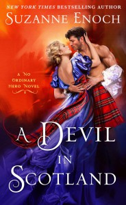 A Devil in Scotland: A No Ordinary Hero Novel - Suzanne Enoch