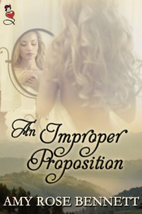 An Improper Proposition - Amy Rose Bennett