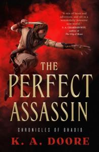 The Perfect Assassin - K.A. Doore