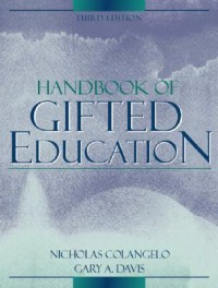 Handbook of Gifted Education (3rd Edition) - Nicholas Colangelo, Gary A. Davis