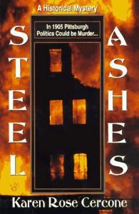Steel Ashes - Karen Rose Cercone