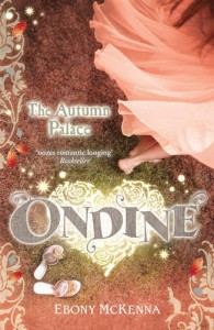 The Autumn Palace - Ebony McKenna