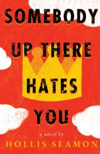 Somebody Up There Hates You: A Novel - Hollis Seamon