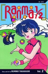Ranma ½, Vol. 2 - Rumiko Takahashi, Satoru Fujii