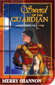 Sword of the Guardian (Legends of Ithyria) - Merry Shannon