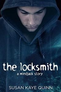The Locksmith (A Mindjack Story) (Mindjack Origins Book 5) - Susan Kaye Quinn