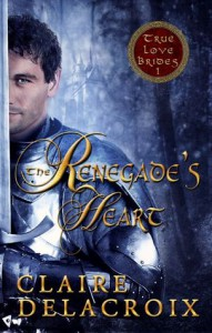 The Renegade's Heart - Claire Delacroix