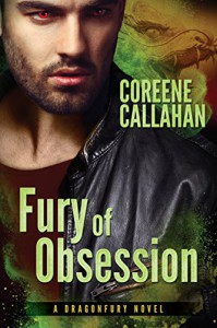 Fury of Obsession (Dragonfury Series Book 5) - Coreene Callahan