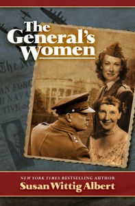 The General's Women - Susan Wittig Albert