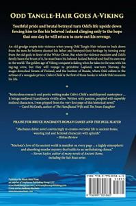 Odin's Child: Book One of the Odd Tangle-Hair Saga - Bruce MacBain