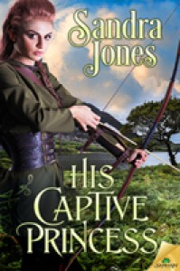 His Captive Princess - Sandra Jones