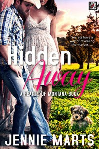 Hidden Away (Hearts of Montana) - Jennie Marts