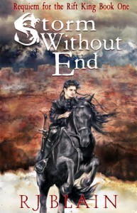 Storm Without End - R.J. Blain