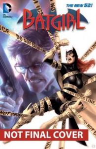Batgirl, Vol. 4: Wanted - Gail Simone, Fernando Pasarín, Daniel Sampere