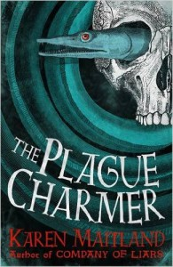 The Plague Charmer - Karen Maitland