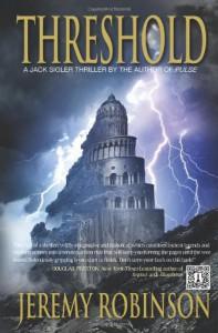 Threshold (Jack Sigler Thriller) - Jeremy Robinson