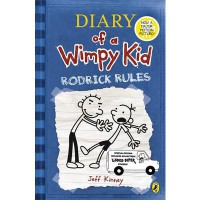 Diary of a Wimpy Kid - Rodrick Rules - Jeff Kinney