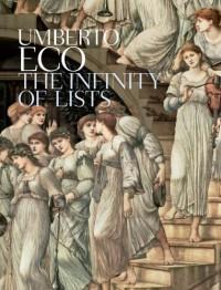 The Infinity of Lists - Umberto Eco