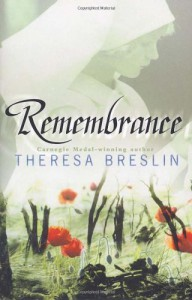 Remembrance (Dream Master) - Theresa Breslin