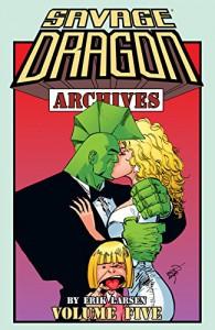 Savage Dragon Archives Vol. 5 - Erik Larsen