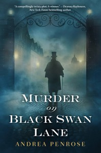Murder on Black Swan Lane - Andrea Penrose