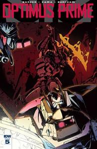 Optimus Prime #5 - John Barber, Kei Zama