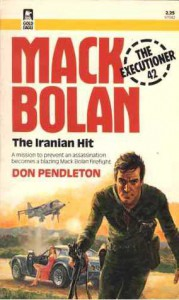 Iranian Hit - Don Pendleton, Stephen Mertz