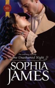 One Unashamed Night - Sophia James
