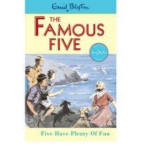 Five Have Plenty of Fun (Famous Five, #14) - Enid Blyton