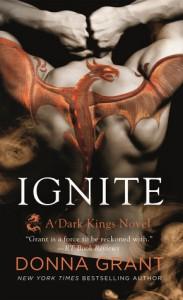 Ignite (Dark Kings #15) - Donna Grant