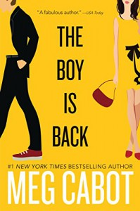 The Boy Is Back - Meg Cabot