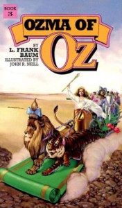 Ozma of Oz (Wonderful Oz Books) - L. Frank Baum, John R. Neill